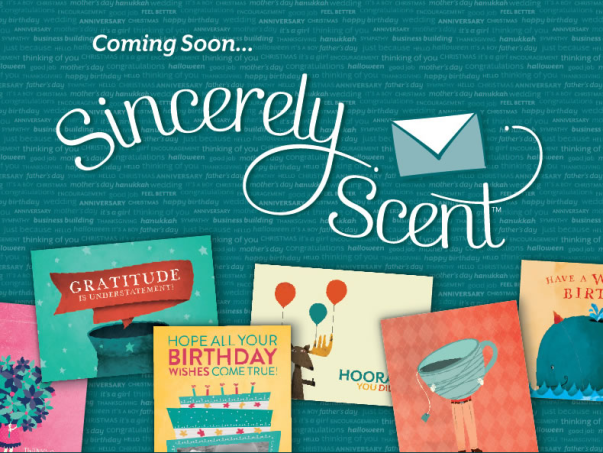 Scentsy Sincerely Scent